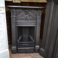 Victorian 'Daisy' Bedroom Fireplace - 3070B - The Antique Fireplace Company