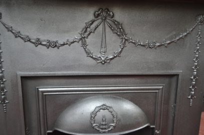 Original Victorian/Edwardian Fireplace 3040MC Antique Fireplace Company