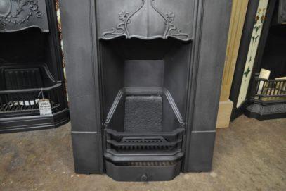 Original Art Nouveau Bedroom Fireplace 3041B Old Fireplaces