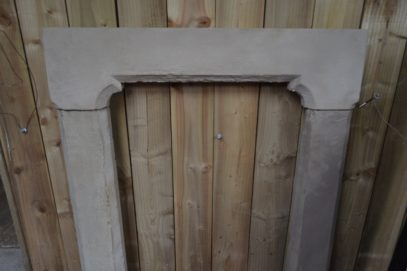 Victorian Stone Fireplace Surround 3043SS Old Fireplaces
