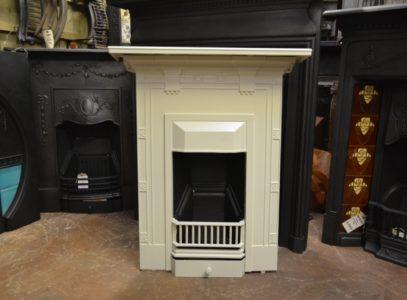 Edwardian Art Nouveau Bedroom Fireplace 3046B