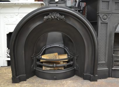 Substantial Victorian Register Grate 3047AI Old Fireplaces