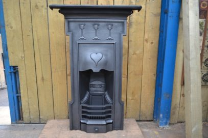 Voysey Fireplace - 3058B - Antique Fireplace Company