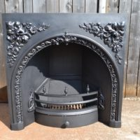 Victorian Arched Insert - 3057AI - The Antique Fireplace Co