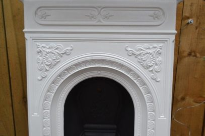 Painted Victorian Bedroom Fireplace -3054B