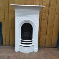 Victorian Bedroom Fireplace - 3054B - The Antique Fireplace Co