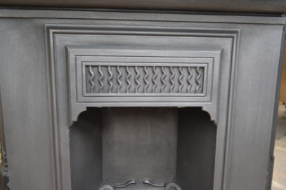 Victorian Bedroom Fireplace -2011B