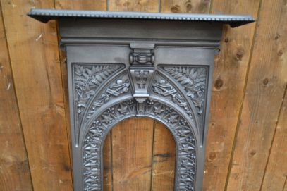 Victorian Fern and Ivy Fireplace - 3061B