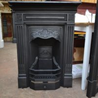 Late Victorian/Early Edwardian Bedroom Fireplace – 3065B - The Antique Fireplace Company