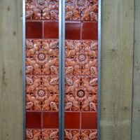 Victorian Fireplace Tiles V001