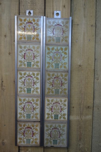 Victorian Fireplace Tile V007