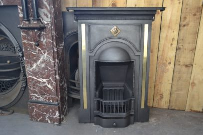 Edwardian Bedroom Fireplace 3067B