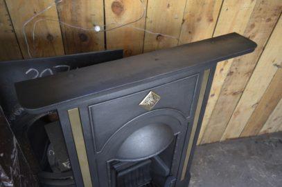 Edwardian Bedroom Fireplace 3067B