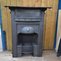 Victorian Arts & Crafts Fireplace – 3068MC - The Antique Fireplace Company