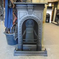 Victorian Bedroom Fireplace – 3077B - The Antique Fireplace Company