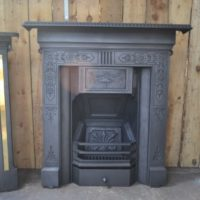 Victorian Cast Iron Fireplace – 925MC - The Antique Fireplace Company