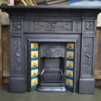 Arts Victorian Fire Surround 3081CS - Antique Fireplace Co