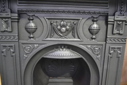Victorian Bedroom Fireplace 3083B - Old Fireplaces