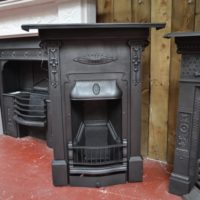 Late Victorian Bedroom Fireplace - 3085B - The Antique Fireplace Company