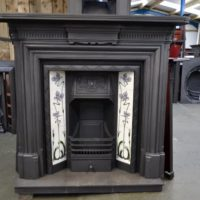 Victorian Cast Iron Fire Surround 3087CS - Oldfireplaces