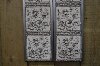Arts & Crafts Fireplace Tiles Arts001