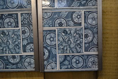 Arts & Crafts Fireplace Tiles Arts002