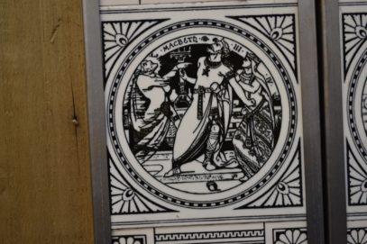 Arts & Crafts Fireplace Tiles Arts003