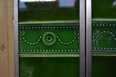 Edwardian Fireplace Tiles E002