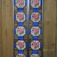 Victorian Fireplace Tiles V005
