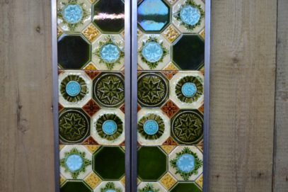 Victorian Fireplace Tiles V010