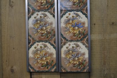 Victorian Fireplace Tiles V015