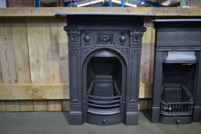 Victorian Bedroom Fireplace - 3083B - The Antique Fireplace Company