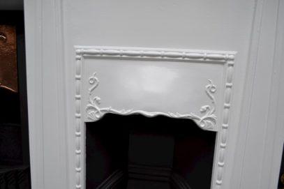 Edwardian Art Nouveau Fireplace - 1133B - The Antique Fireplace Company
