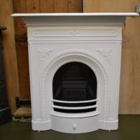 Victorian Cast Iron Fireplace - 1758MC - Antique Fireplace Co