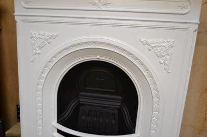 Victorian Cast Iron Fireplace - 1758MC - Antique Fireplace Co