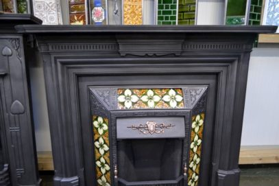 Restored Victorian Fire Surround 3097CS - Antique Fireplace Company
