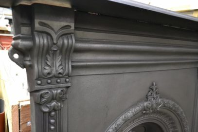 Victorian Arched Fireplace 4004LC - Antique Fireplace Company