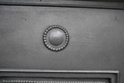 Edwardian Bedroom Fireplace Restored 4011B - Antique Fireplace Company