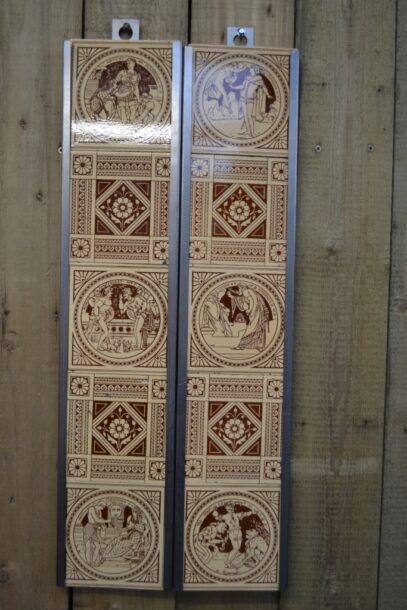 Fireplace Tiles Arts005