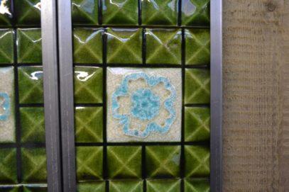 Fireplace Tile V006