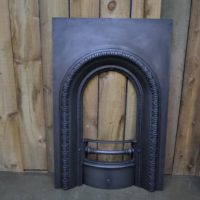 Victorian Arched Bedroom Insert 4015AI - Antique Fireplace Company