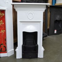 Original Edwardian Bedroom Fireplace 4016B - Oldfireplaces