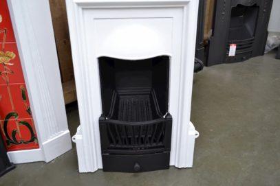 Original Edwardian Bedroom Fireplace 4016B - Oldfireplaces