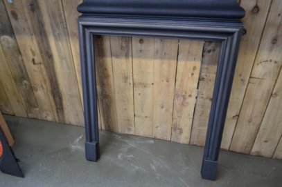 Small Victorian Fire Surround 4019CS - Antique Fireplace Company