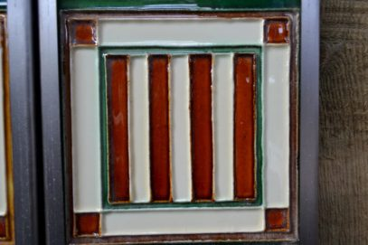 Argyll Reproduction Fireplace Tiles R004 - Oldfireplaces