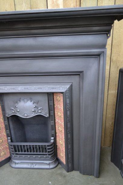 Victorian Cast Fire Surround 4039CS - Antique Fireplace Co