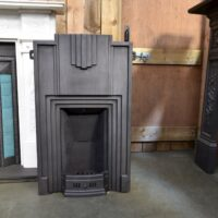 Art Deco Bedroom Fireplace 4049B - Oldfireplaces