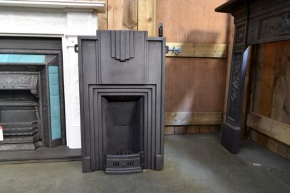 Art Deco Bedroom Fireplace 4049B - Oldfireplaces