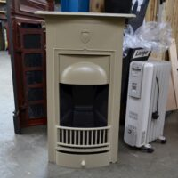 Edwardian Bedroom Fireplace Painted 1851B - Oldfireplaces
