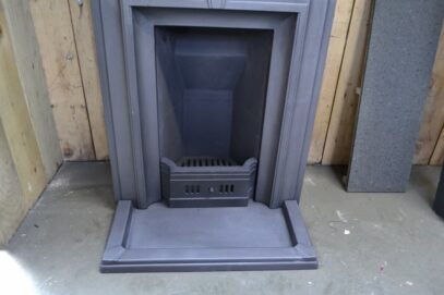Art Deco Fireplace with fan detail 4051B - Oldfireplaces